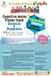 Crispiani Method training Poster Jan2017_re1